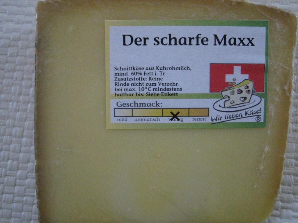 Der scharfe Maxx