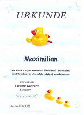MaxTauchdiplom