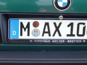 Auto namens MAX